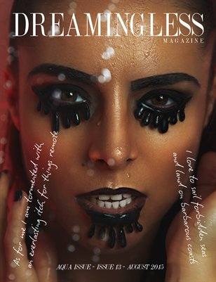 DREAMINGLESS MAGAZINE - ISSUE 13.1