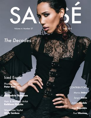 SALYSÉ Magazine | Vol 4 : No 37 | May 2018