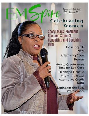 EM-Spire Special Issue - Sheryl Mays