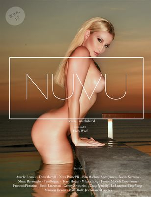 NUVU Book 15 - ft Holly Wolf