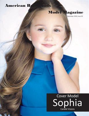 Issue 20 - Nov 2020 - American Backwoods Model Magazine