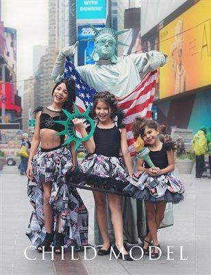 Child Model Summer 2015