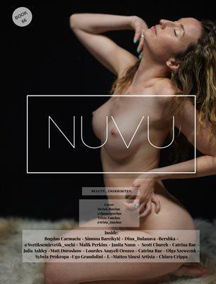 Nuvu Magazine Nude Book 66 Featuring Trista Tauchas