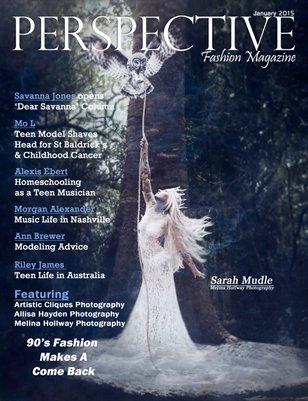 Perspective Fashion Magazine Jan 2015