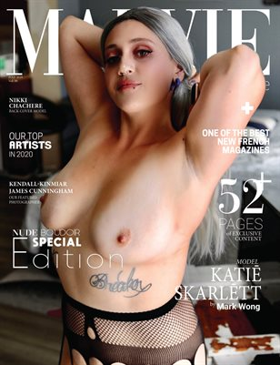 MALVIE Mag - Nude & Boudoir Special Edition Vol. 06 JULY 2020