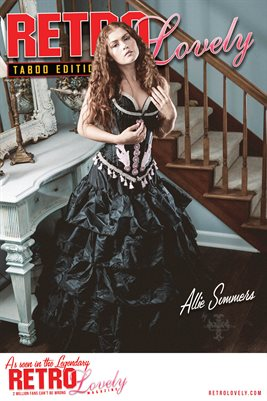 Allie Summers Cover Poster