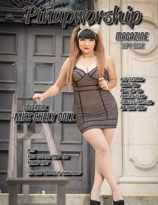 Pinupworship Magazine Sept Issue