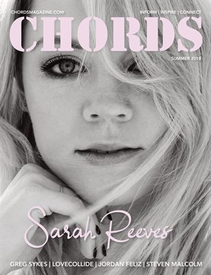 CHORDS Magazine | Summer 2018