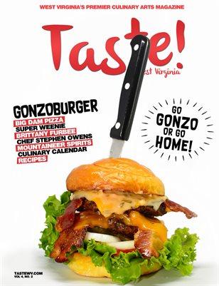 Taste! West Virginia Magazine - Vol.4, Iss.2 2018