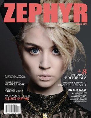 ZEPHYR Magazine - Aug. 2014 [Issue #22]