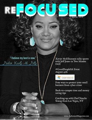 Refocused August Issue 2015