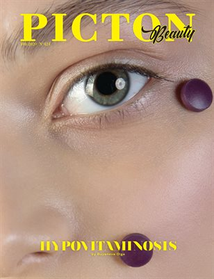 Picton Magazine February  2020 N424 Beauty Cover 2