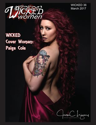 WICKED Women Magazine-WICKED 36: March 2017