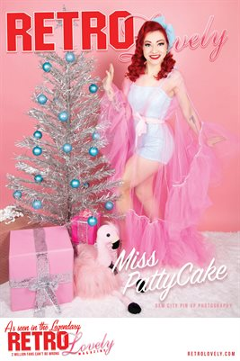 Miss PattyCake Cover Poster