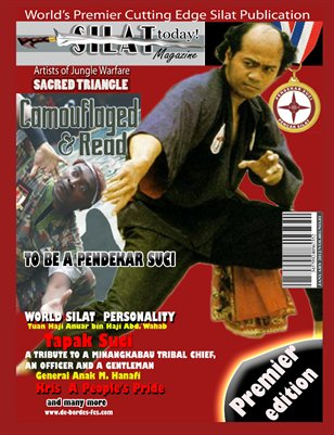 SILAT Today Magazine  January 2012