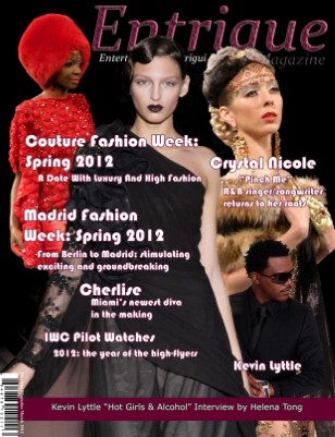 Entrigue Magazine March 2012