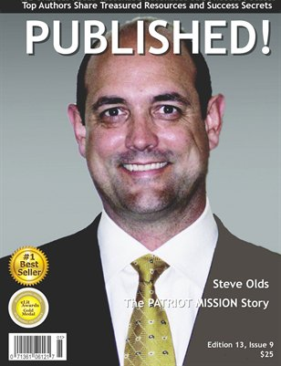 PUBLISHED! featuring Steve Olds
