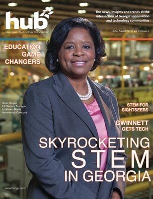 Hub Magazine July/August 2015