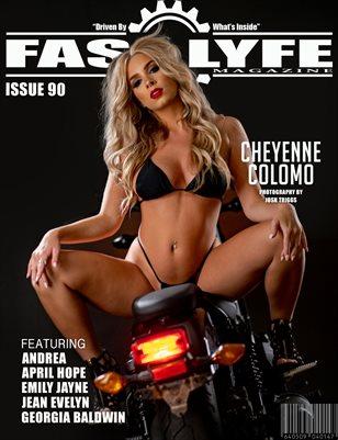 FASS LYFE ISSUE 90 FT. CHEYENNE COLOMO
