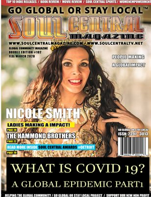 Soul Central Magazine #Edition 102 Nicole Smith