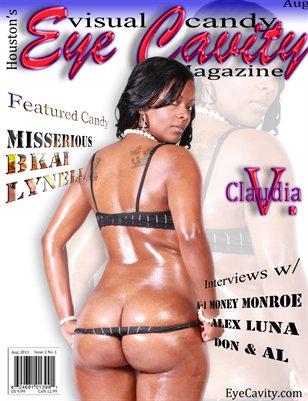 Eye Cavity Magazine Issue #2