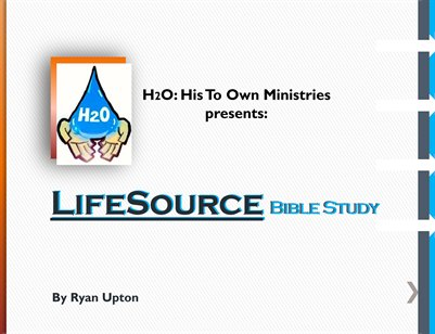 H2O:LifeSource