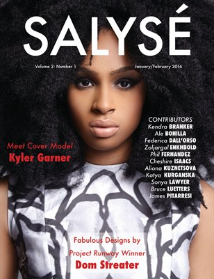 SALYSÉ Magazine | Vol 2:No 1 | Jan/Feb 2016 |