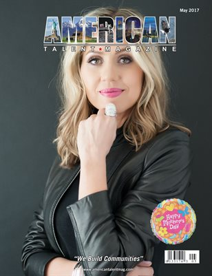 American Talent Magazine May 2017 Edition