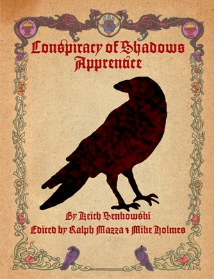 Conspiracy of Shadows: Apprentice