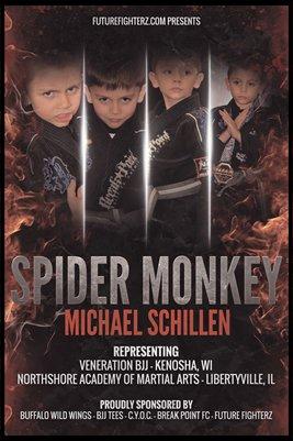 Michael Schillen Fire - Poster