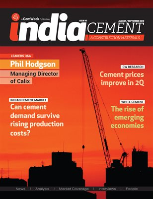 India Cement and Construction Materials journal - Issue 43