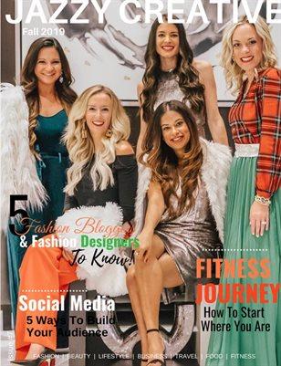 Jazzy Creative Magazine Fall 2019