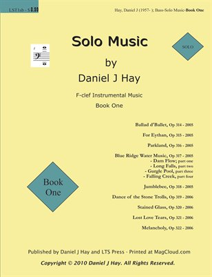 Solo - Bass - Book One