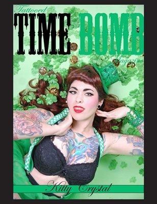 Tattooed Time Bomb Magazine Issue #4