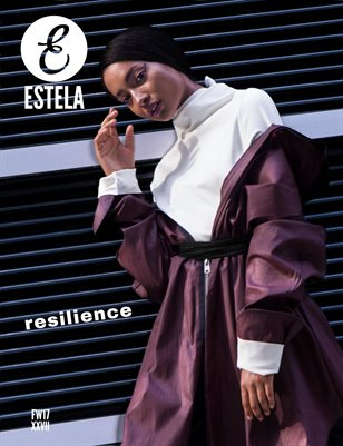 Estela Magazine: #FW17 - Resilience Issue - Cover 2