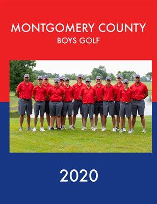 Montgomery County Boys Golf 2020