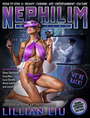 Nephilim Magazine #27 (Cov. 1)