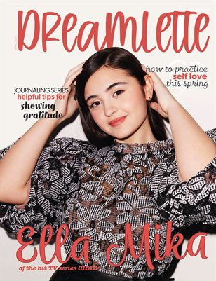 Dreamlette - Issue 23 - April 2021