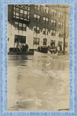 1937 Paducah, McCracken County, Kentucky Flood Collection10