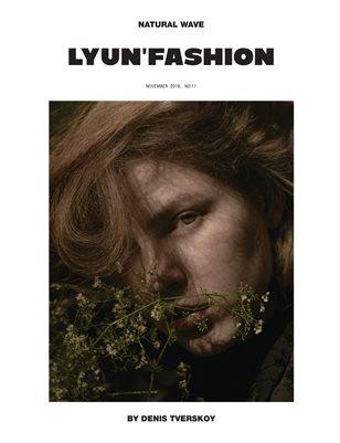 LYUN ISSUE No.11 (VOL No.3) C2