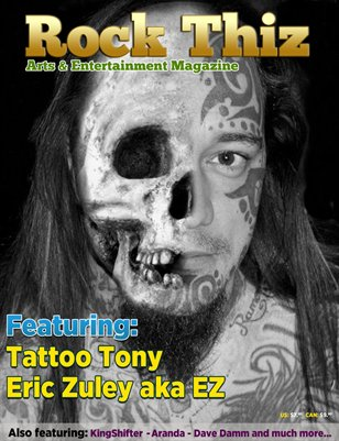 Rock Thiz magazine Issue #4