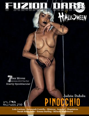 Fuzion Dark: Jadzia Dakota Halloween Cover 1 Vol.4