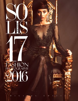 Solis Magazine Issue 17 Fashion/Photography 2016