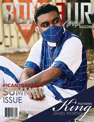 BONHEUR Lifestyle Magazine JUNE 2020