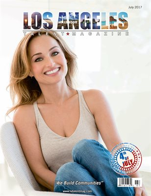 Los Angeles Talent Magazine July 2017 Edition