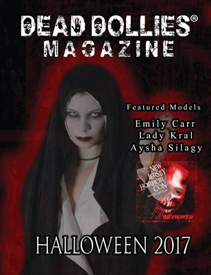 Dead Dollies Magazine 2017 Halloween special Issue