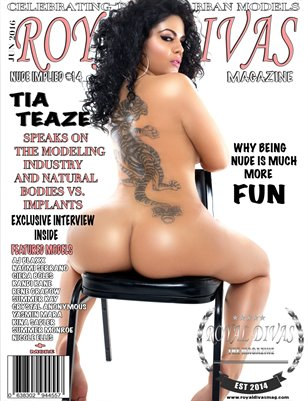 Nude Implied Issue #14
