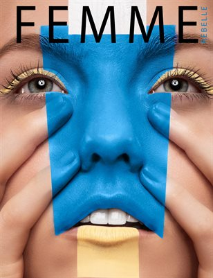 Femme Rebelle Magazine September 2018 BOOK 3