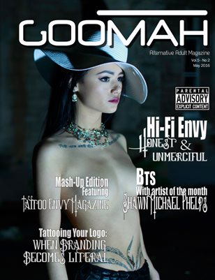 Tattoo Envy Goomah Mash Up Vol.7 No.2