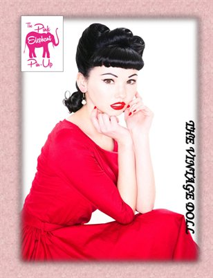 THE PINK ELEPHANT PINUP
